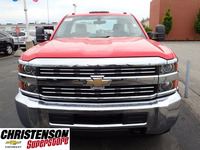 2017 Silverado 3500 Regular Cab DRW Cab Chassis #70855 - photo 4