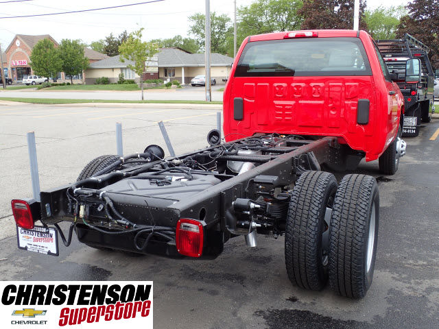2017 Silverado 3500 Regular Cab DRW Cab Chassis #70855 - photo 5