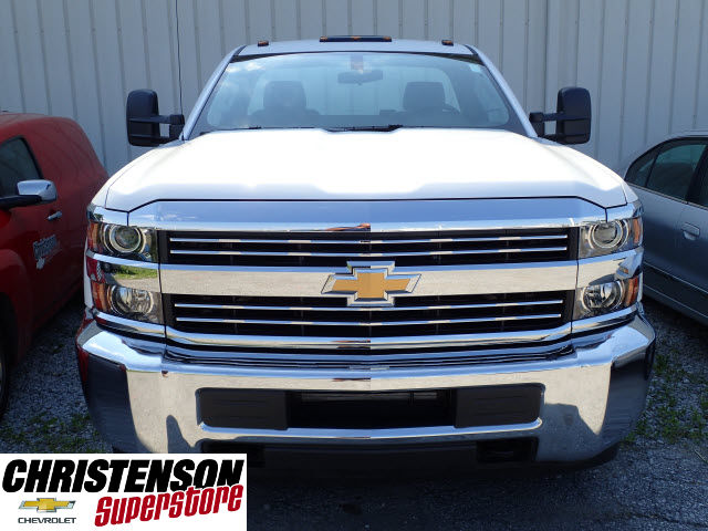 2017 Silverado 3500 Regular Cab DRW Cab Chassis #70937 - photo 4