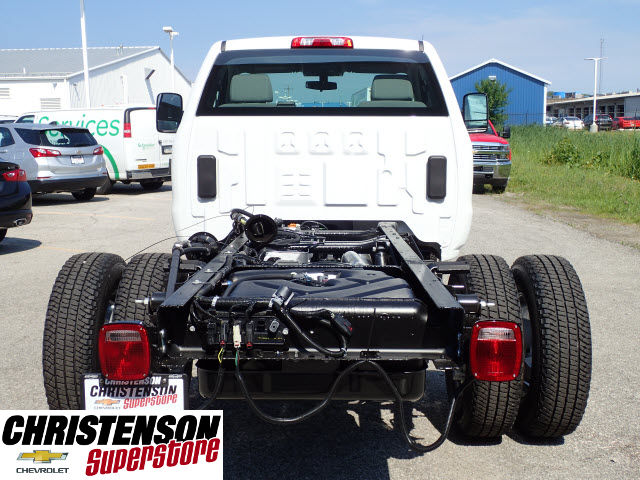2017 Silverado 3500 Regular Cab DRW Cab Chassis #70937 - photo 5