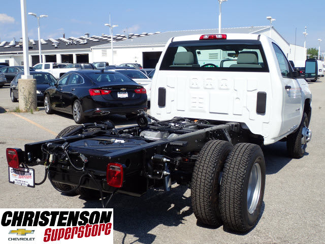 2017 Silverado 3500 Regular Cab DRW Cab Chassis #70937 - photo 6