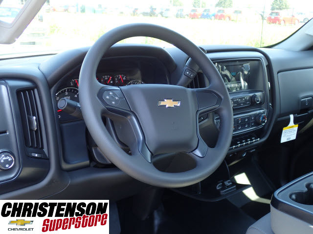 2017 Silverado 3500 Regular Cab DRW Cab Chassis #70937 - photo 8