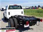 2017 Silverado 3500 Regular Cab DRW Cab Chassis #70937 - photo 1