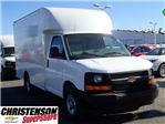 2017 Express 3500, Supreme Spartan Cargo Cutaway Van #71086 - photo 3