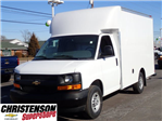 2017 Express 3500, Supreme Spartan Cargo Cutaway Van #71086 - photo 1