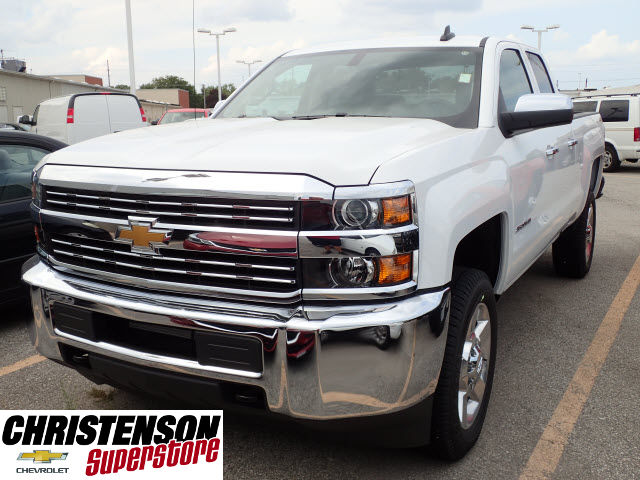 2018 Silverado 2500 Extended Cab 4x4 Pickup #80152 - photo 1