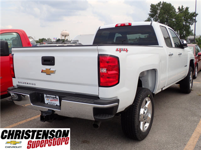 2018 Silverado 2500 Extended Cab 4x4 Pickup #80152 - photo 6