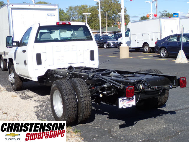 2018 Silverado 3500 Regular Cab DRW Cab Chassis #80199 - photo 2