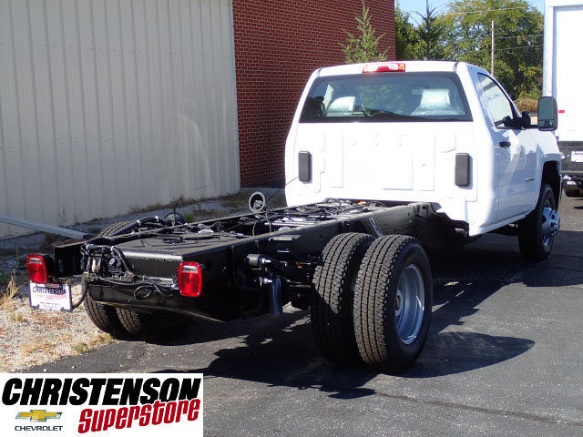 2018 Silverado 3500 Regular Cab DRW Cab Chassis #80199 - photo 5