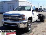 2018 Silverado 3500 Regular Cab DRW Cab Chassis #80199 - photo 1