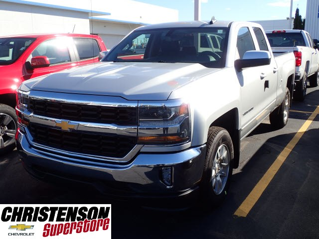2018 Silverado 1500 Extended Cab Pickup #80293 - photo 1