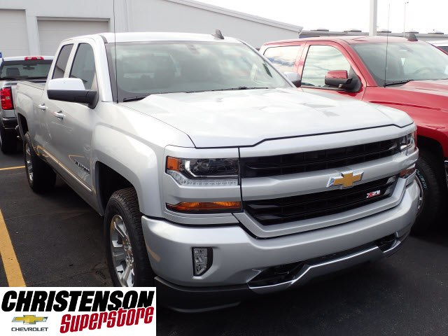 2018 Silverado 1500 Extended Cab 4x4 Pickup #80319 - photo 3