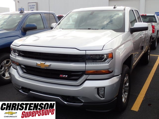 2018 Silverado 1500 Double Cab 4x4, Pickup #80319 - photo 1