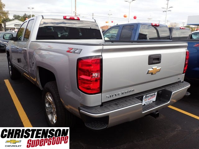 2018 Silverado 1500 Double Cab 4x4, Pickup #80319 - photo 2