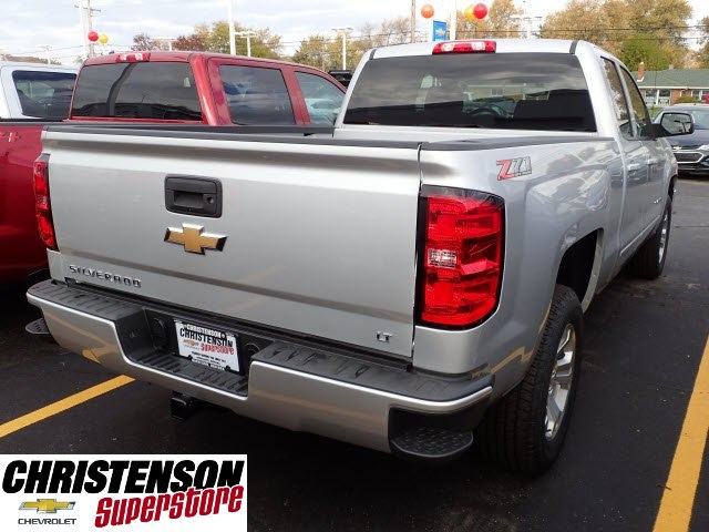 2018 Silverado 1500 Double Cab 4x4, Pickup #80319 - photo 5