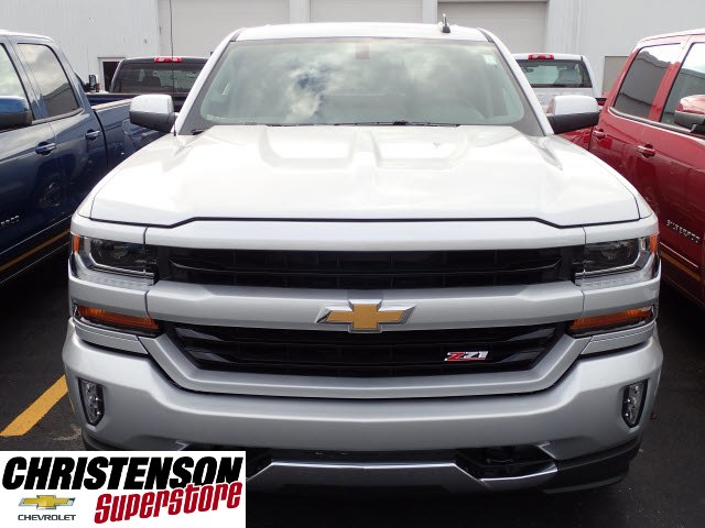 2018 Silverado 1500 Extended Cab 4x4 Pickup #80319 - photo 4