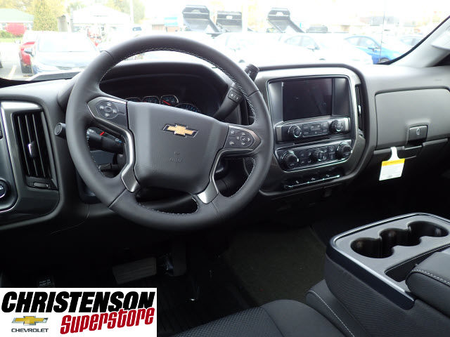 2018 Silverado 1500 Extended Cab 4x4 Pickup #80319 - photo 8