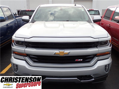 2018 Silverado 1500 Double Cab 4x4, Pickup #80319 - photo 4