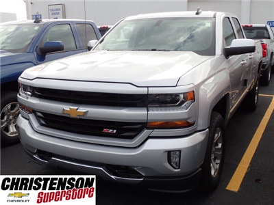 2018 Silverado 1500 Extended Cab 4x4 Pickup #80319 - photo 1