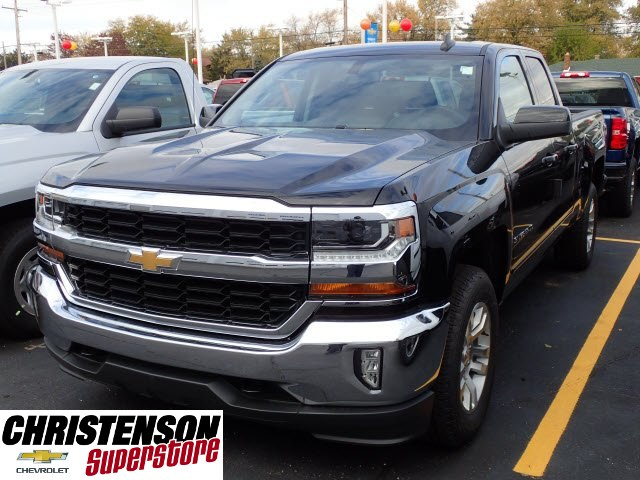 2018 Silverado 1500 Double Cab 4x4, Pickup #80326 - photo 1