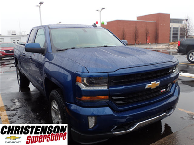 2018 Silverado 1500 Extended Cab 4x4 Pickup #80525 - photo 3