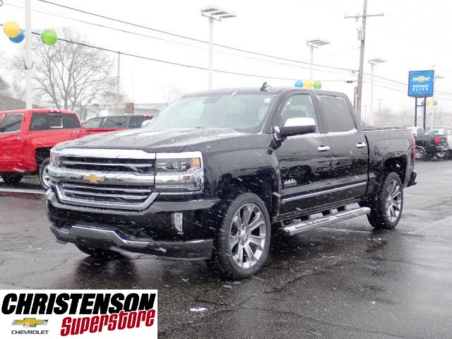2018 Silverado 1500 Crew Cab 4x4, Pickup #80736 - photo 1