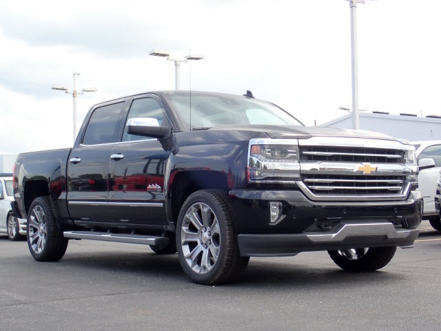 2018 Silverado 1500 Crew Cab 4x4,  Pickup #80736 - photo 4