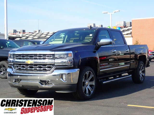 2018 Silverado 1500 Crew Cab 4x4, Pickup #80739 - photo 1