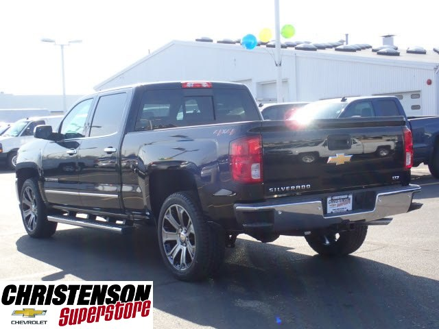 2018 Silverado 1500 Crew Cab 4x4, Pickup #80739 - photo 2
