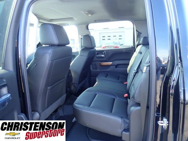 2018 Silverado 1500 Crew Cab 4x4, Pickup #80739 - photo 7