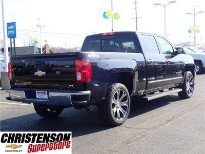 2018 Silverado 1500 Crew Cab 4x4, Pickup #80739 - photo 5