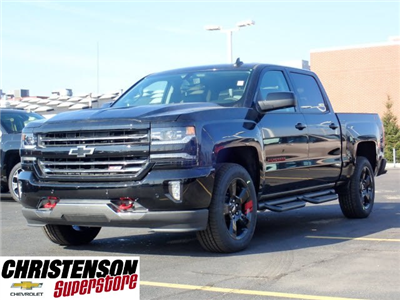 2018 Silverado 1500 Crew Cab 4x4, Pickup #80741 - photo 1
