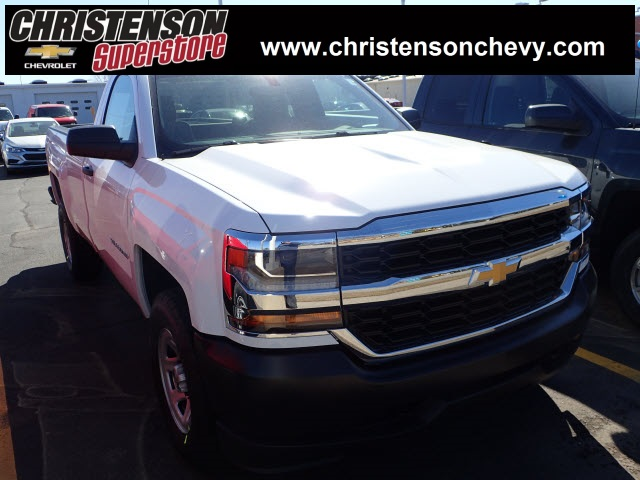 2018 Silverado 1500 Regular Cab 4x4,  Pickup #80759 - photo 1