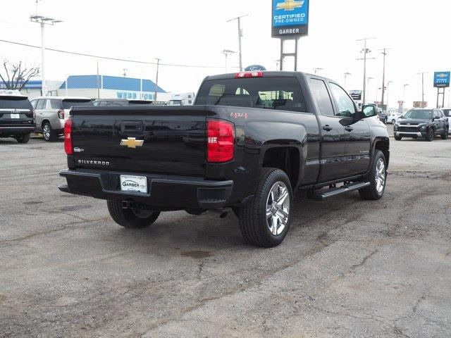 2018 Silverado 1500 Double Cab 4x4,  Pickup #80847 - photo 4