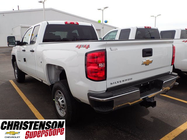 2018 Silverado 2500 Double Cab 4x4, Pickup #80851 - photo 2
