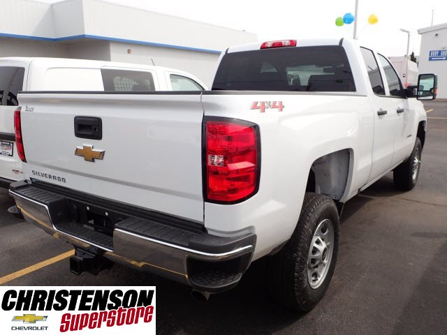 2018 Silverado 2500 Double Cab 4x4, Pickup #80851 - photo 6