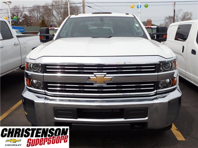 2018 Silverado 2500 Double Cab 4x4, Pickup #80851 - photo 4