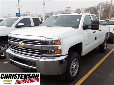 2018 Silverado 2500 Double Cab 4x4, Pickup #80851 - photo 1