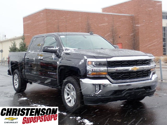 2018 Silverado 1500 Crew Cab 4x4, Pickup #80873 - photo 4