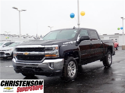 2018 Silverado 1500 Crew Cab 4x4, Pickup #80873 - photo 1
