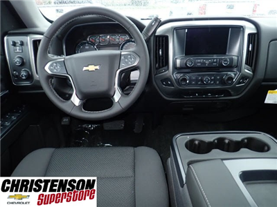 2018 Silverado 1500 Crew Cab 4x4, Pickup #80873 - photo 8