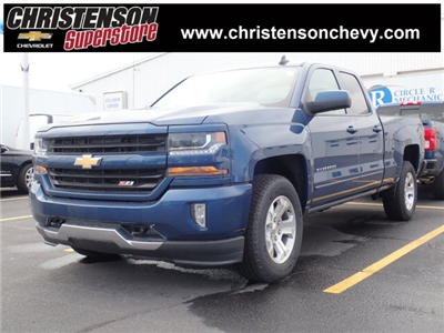 2018 Silverado 1500 Double Cab 4x4,  Pickup #80898 - photo 1