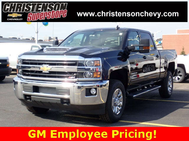 2018 Silverado 2500 Crew Cab 4x4,  Pickup #80900 - photo 1