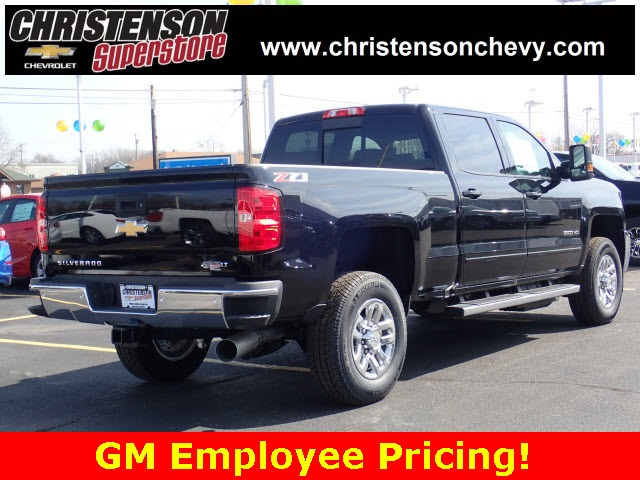 2018 Silverado 2500 Crew Cab 4x4,  Pickup #80900 - photo 5