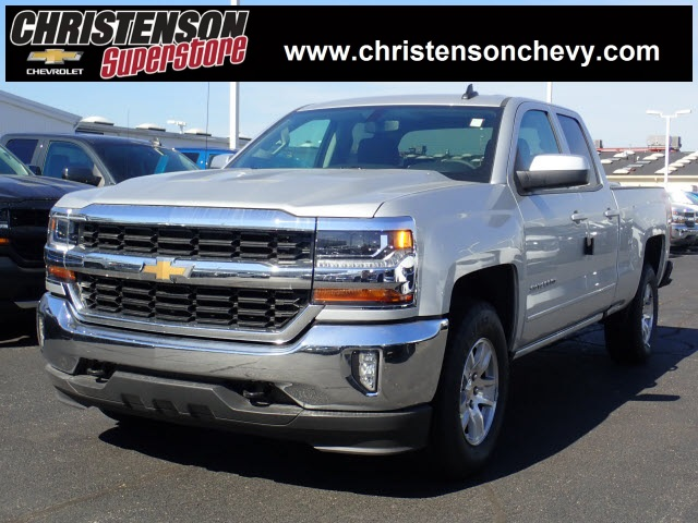2018 Silverado 1500 Double Cab 4x4,  Pickup #80927 - photo 1