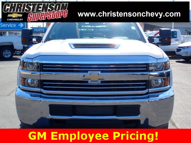 2018 Silverado 3500 Crew Cab DRW 4x4,  Monroe Dump Body #80991 - photo 5