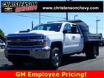 2018 Silverado 3500 Crew Cab DRW 4x4,  Monroe Dump Body #80991 - photo 1