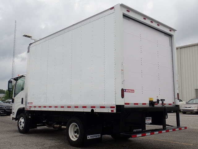 2018 LCF 3500 Regular Cab 4x2,  Morgan Dry Freight #80998 - photo 1