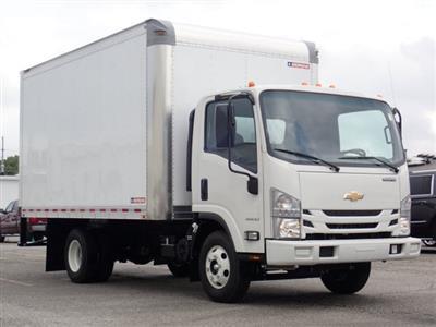 2018 LCF 3500 Regular Cab 4x2,  Morgan Fastrak Dry Freight #80998 - photo 4