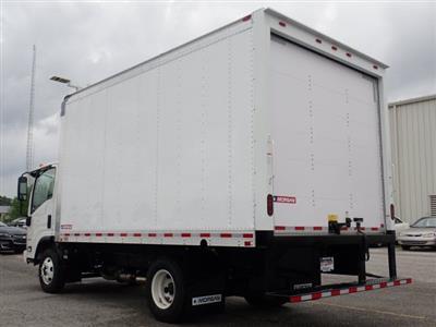 2018 LCF 3500 Regular Cab 4x2,  Morgan Fastrak Dry Freight #80998 - photo 2